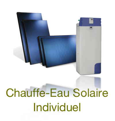 Chauffe-Eau Solaire Individuel PassiWay
